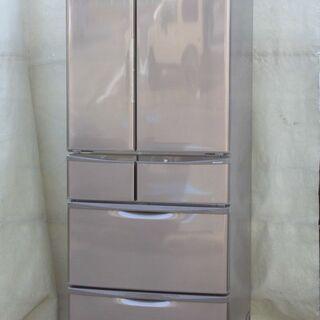 SHARP シャープ ノンフロン6ドア冷凍冷蔵庫 プラズマクラス...