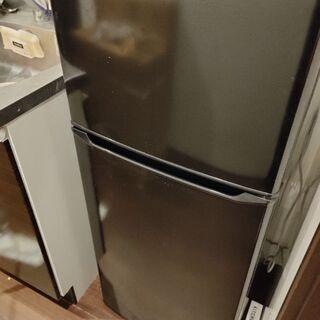 【ネット決済】2019年製 Haier 130L冷凍冷蔵庫 2ド...