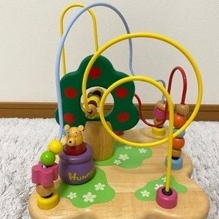 【ネット決済】知育 おもちゃ Disney ディズニー プーさん...