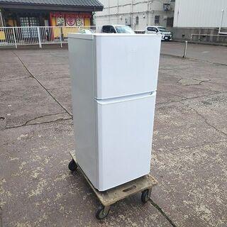 ハイアール JR-N121A 2ドア冷蔵庫『良品中古』2016年...