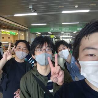 少人数でじっくり!友活会in新宿