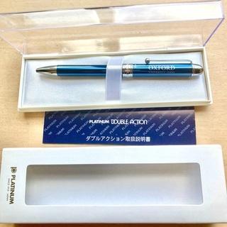 【未使用】プラチナ2色ボールペン&ボールペン(黒)