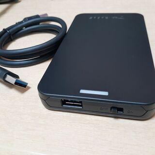 外付けハードディスク 750GB (ケース新品)⑦