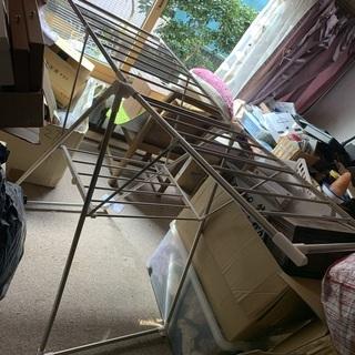 折り畳み物干し台 中古品