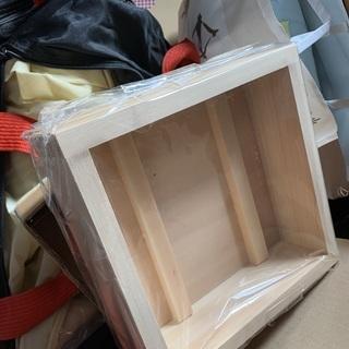 木製 箱寿司型 新品未使用