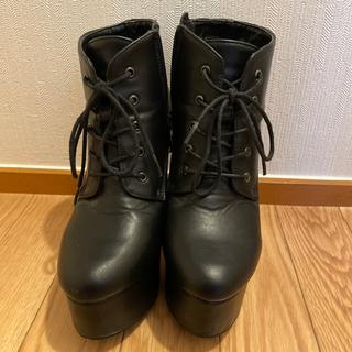 ヒール靴【値下げしました】