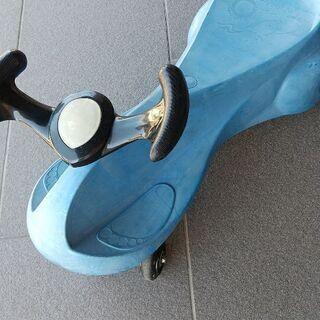 青 プラズマカー