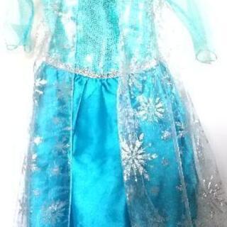 【ネット決済】アナ雪 エルサ 100cm ドレス