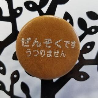【ネット決済・配送可】ぜんそくバッチ-5