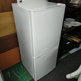 超美品! 2019年製 2ドア106リットルサイズ冷蔵庫、お売り...