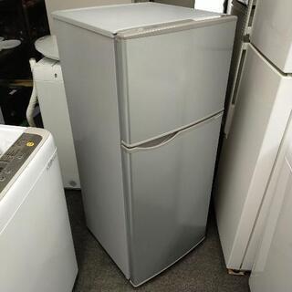 美品! 2ドア118リットルサイズ冷蔵庫、お売りします。