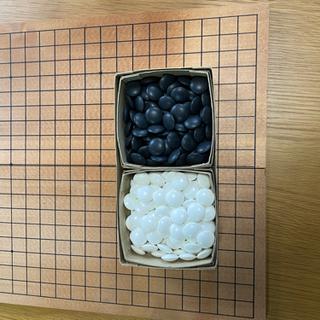 囲碁 囲碁盤 折り畳み可能