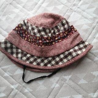 サイズ52 ブランド:Kp これからの季節にゴム付き帽子