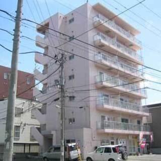 🐄【平岸駅徒歩5分★1DK】高齢者・生保入居可◎エレベーター有!...