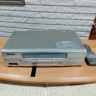 ビデオカセットレコーダー ステレオタイプ BV-H500 船井 ...