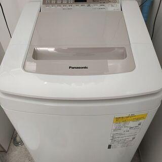 極美品☆2020年製 5年保証あり パナソニック 洗濯乾燥機 洗...