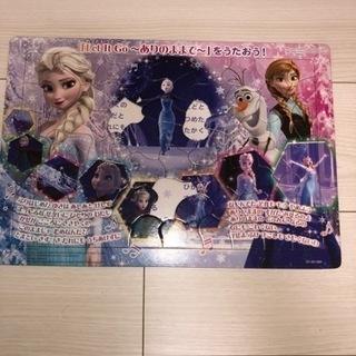 アナと雪の女王パズル