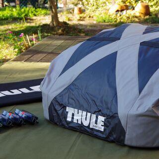 THULE Ranger 90/スーリー 折りたたみ式ルーフボックス
