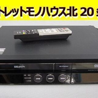 HDD・DVD・ビデオ一体型 シャープ DV-ACV52 HDD...