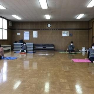 リフレッシュ体操 ~誰でも無理なく楽しむことができる体操…