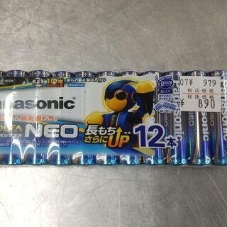Panasonic EVOLTA 単4 アルカリ 電池 12本 ...