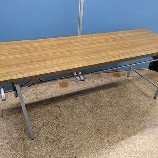 サンワサプライ 折りたたみ会議テーブル 100-FD007
