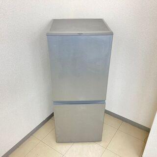 【美品】【地域限定送料無料】冷蔵庫  AQUA 126L 201...