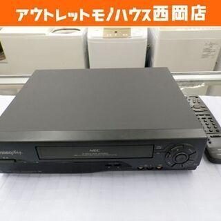 NEC ビデオカセットレコーダー VC-FX2 ビデオデッキ リ...