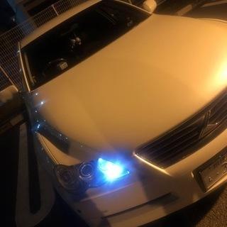 【ネット決済】トヨタ マークX 売ります。