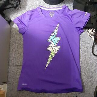 NIKE❗ドライフィトのスポーツウェアMサイズ紫