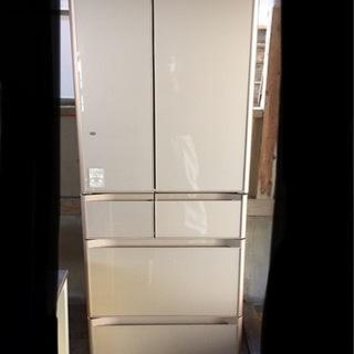 2017年製 日立 6ドア冷蔵庫 505L 「R-XG5100G...