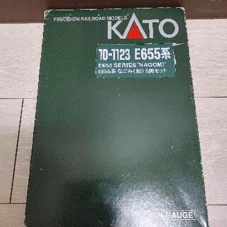 KATO E655系 なごみ 特別車両付