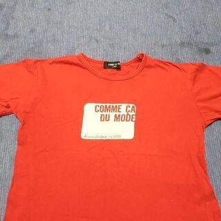 【COMME CA DU MODE】Tシャツ