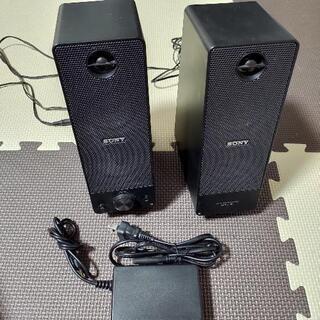 ソニー 2chスピーカー SRS-Z100