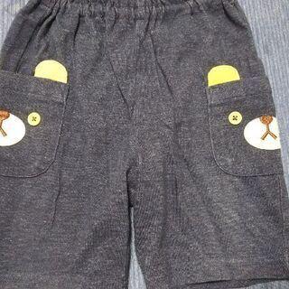 ズボン(くま)
