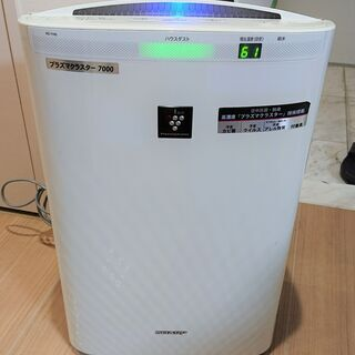 空気清浄機 Sharp 2011年製