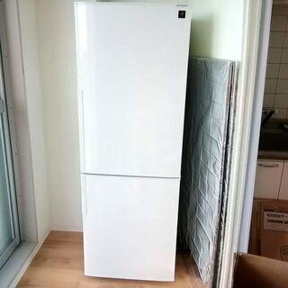 送料込み  美品  2018年製 SJ-PD27D 冷蔵庫