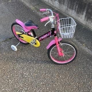 18インチ 子ども用自転車