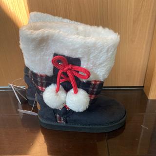 女児 16センチ ブーツ