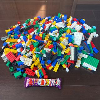 お話し中 子ども おもちゃ ブロック 大量