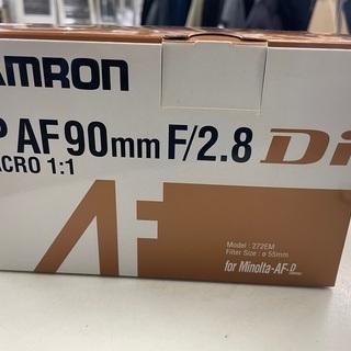 TAMRON レンズ SP AF90mm F/2.8 MACRO...