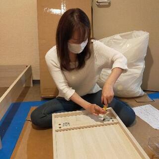 【家具の組み立て4500円〜】IKEA、ニトリ、通販、ホー…