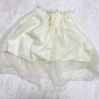 チュールスカート 80サイズ