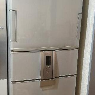 引取り可能な方限定!SHARP(シャープ) 冷蔵庫 415…