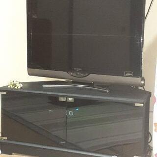 テレビ&テレビボードのセット
