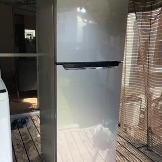 【中古・美品】ハイセンス 冷凍冷蔵庫