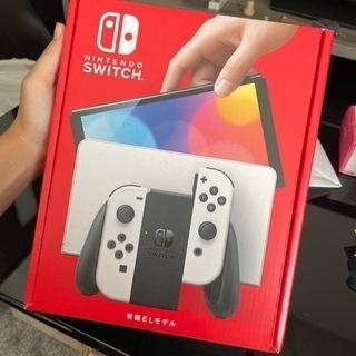 Switch 有機EL ホワイト 新品未使用