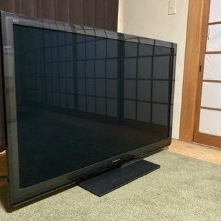 55型テレビ ジャンク