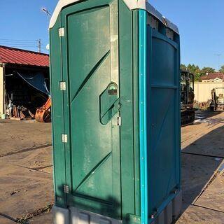 仮設トイレ 和式タイプ