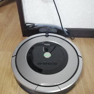 IROBOT アイロボット ルンバ 876  キレイです。